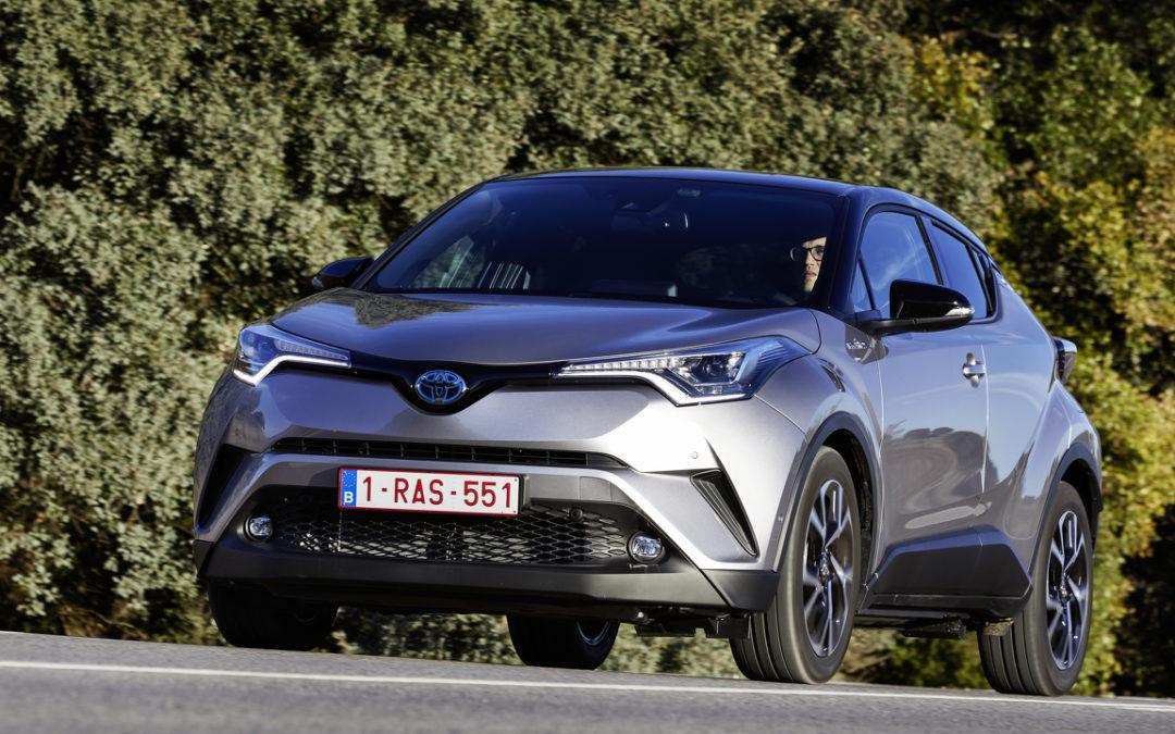Der neue Toyota C-HR jetzt bei uns.